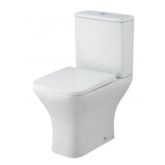 Nuie Ava Pan, Cistern & Seat