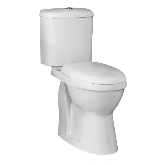 Comfort Height Pan & Cistern