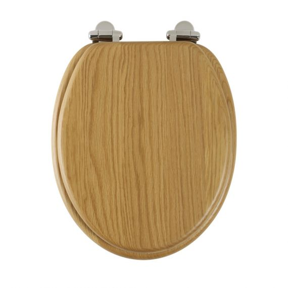 Roper Rhodes Soft Close Toilet Seat Oak