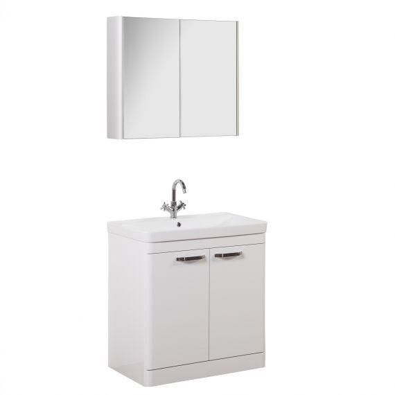 Alexander 800mm Vanity Unit And Basin