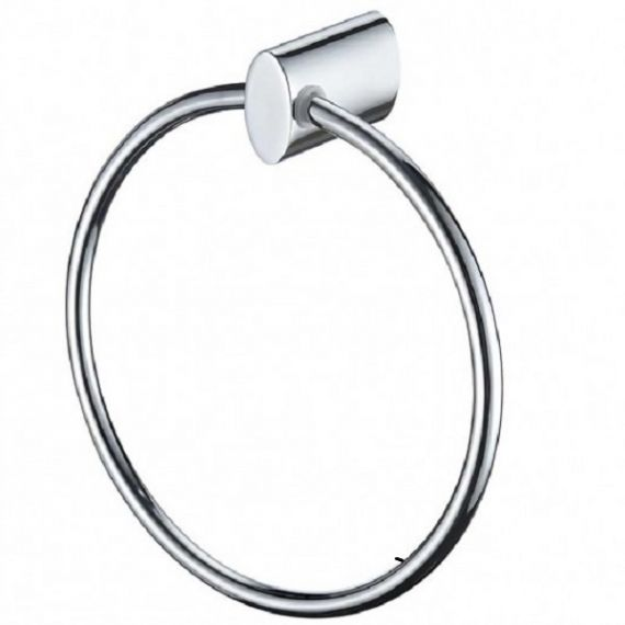 Bristan Oval Towel Ring OVRINGC