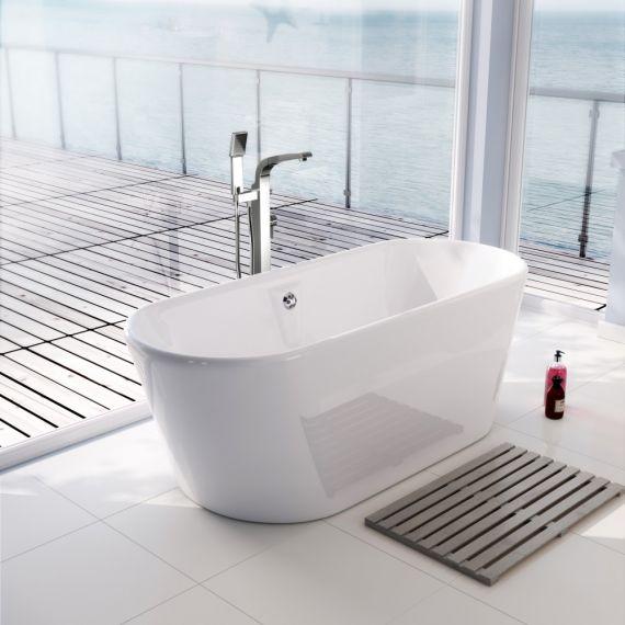 Pura Essence 1500 x 640mm Freestanding Bath PB109