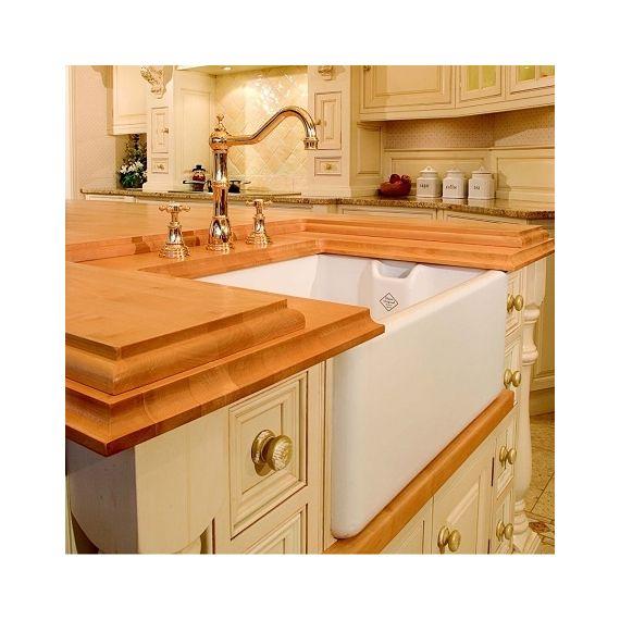 Shaws of Darwen Pennine Belfast Kitchen Sink SO900010WH