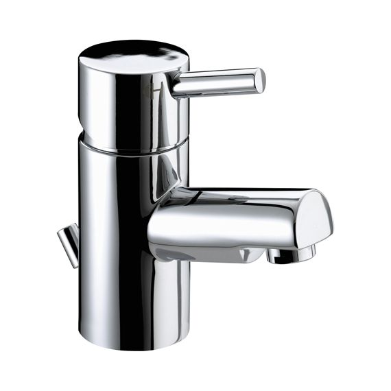 Bristan Prism Mini Basin Mixer with Pop Up Waste PM SMBAS C