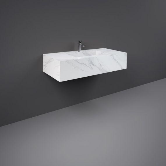 Rak Precious Counter Wash Basin 1000mm 0TH Carrara