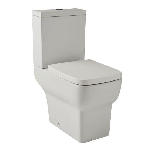 Prestige Korsika Close Coupled Toilet Inc Soft Close Seat OFKOR2