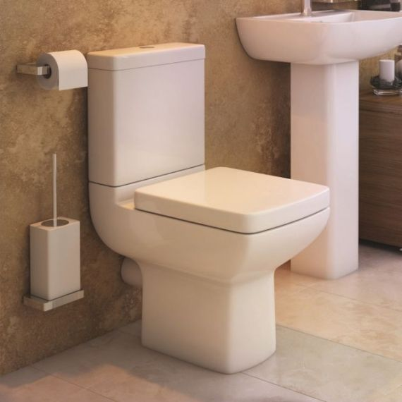 Kartell Pure WC Toilet And Soft Close Seat