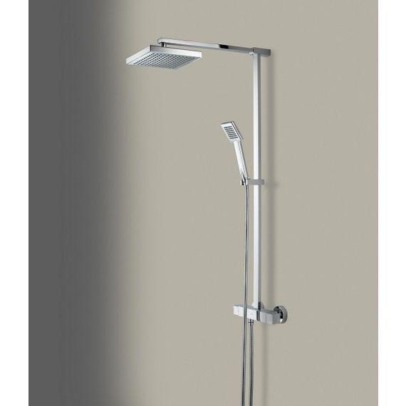 Bristan Quadrato Shower And Diverter