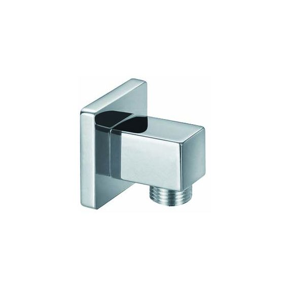 Square Wall Outlet Elbow