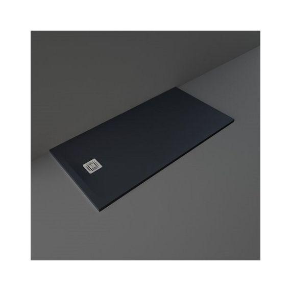 RAK Feeling 1600x800mm Shower Tray Black RFST1280504