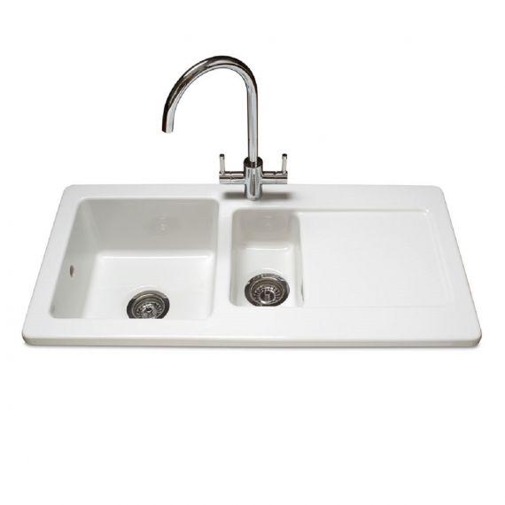 Reginox Ceramic 1.5 Bowl Kitchen Sink