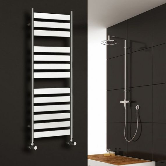 Reina Carpi Chrome Radiator 1200mm x 400mm RND-CRP4120