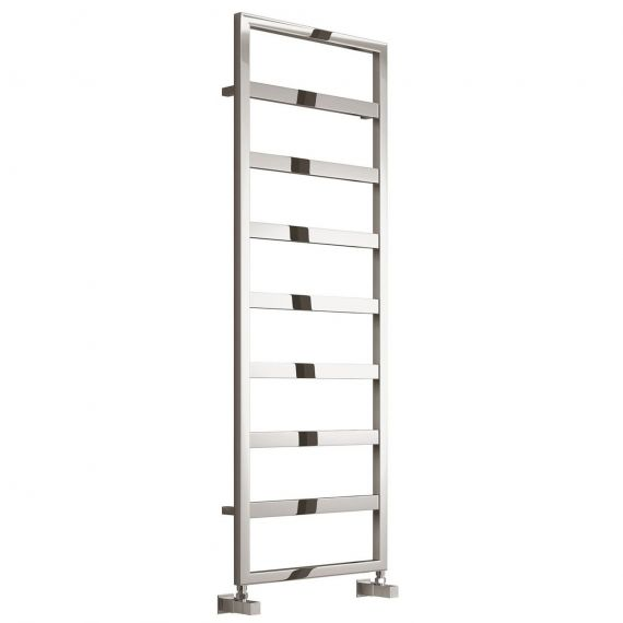 Reina Rezzo Designer Heated Towel Rail 1460 x 550mm Chrome