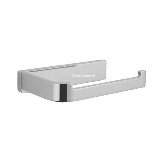 Tre Mercati Disc Toilet Roll Holder Chrome 3207