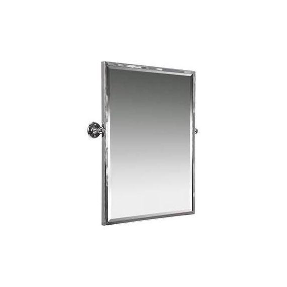 Miller Classic 545 x 610mm Framed Bevelled Swivel Mirror