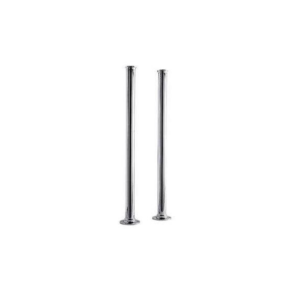 Tre Mercati Minimal Stand Pipes Chrome - 63140
