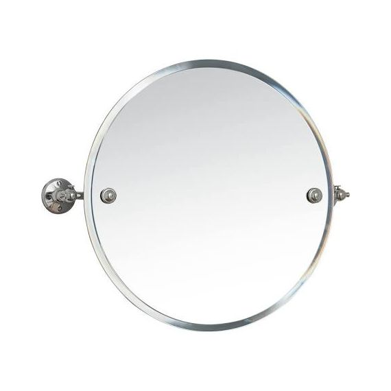 Miller 641c Wall Mounted Bevelled Mirror Swivel