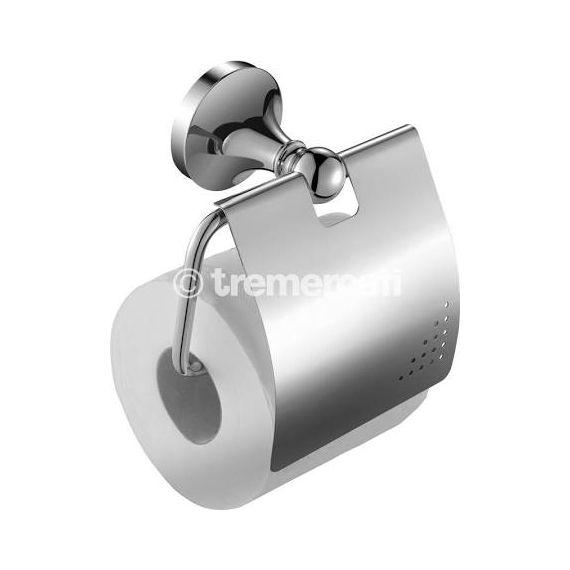 Tre Mercati Imperial Toilet Roll Holder Chrome 3707