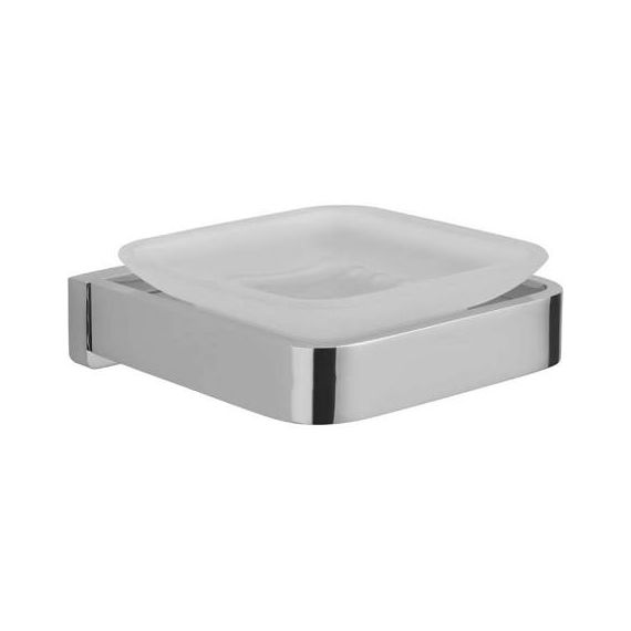 Tre Mercati Disc Soap Dish Chrome 3201