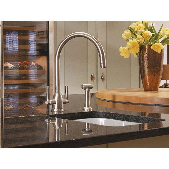 Shaws Silverdale Mono Sink Mixer Chrome