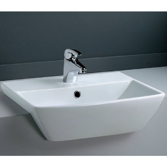 RAK Summit Semi Recessed Basin 500