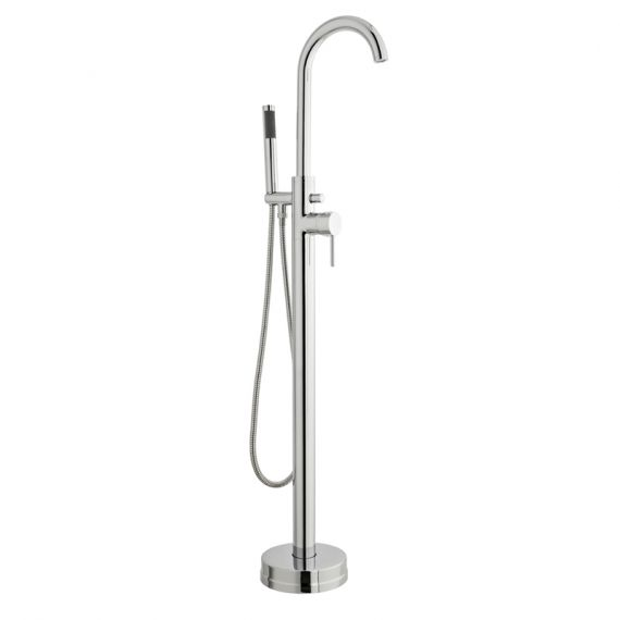 PLAN FREE STANDING BATH SHOWER MIXER