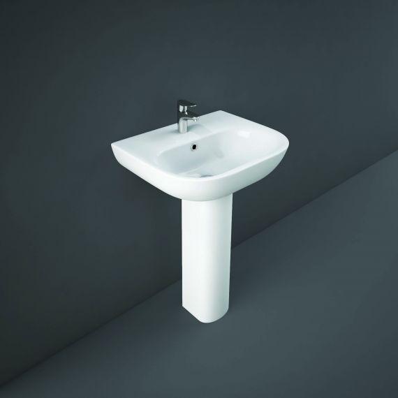 RAK-Tonique Pedestal for 55cm Basin