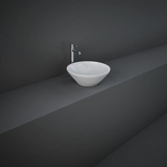RAK-Variant Round Counter Top Wash Basin 36cm
