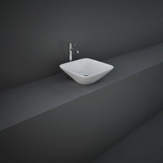 RAK-Variant Square Counter Top Wash Basin 36cm