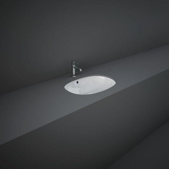 RAK-Variant  Oval Under Counter Wash Basin 50cm