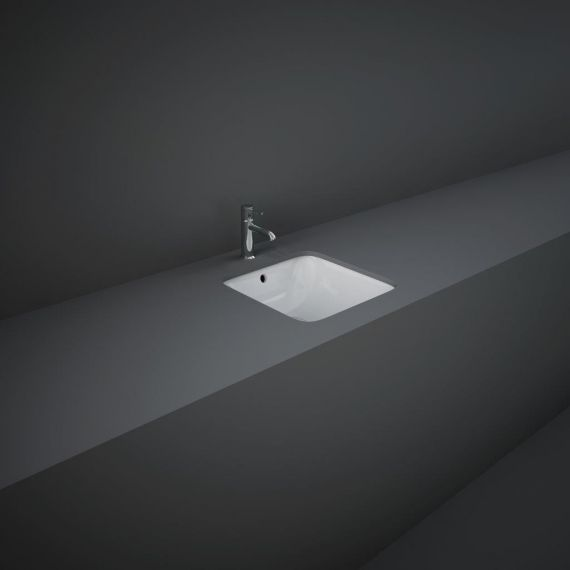 RAK-Variant Square Under Counter Wash Basin 36cm