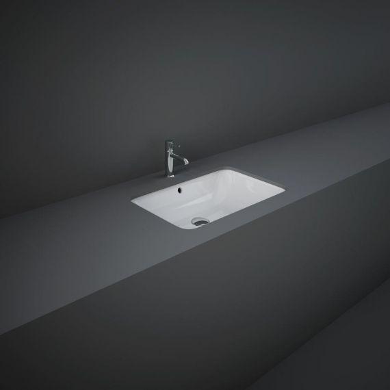 RAK-Variant Rectangular Under Counter Wash Basin 55cm