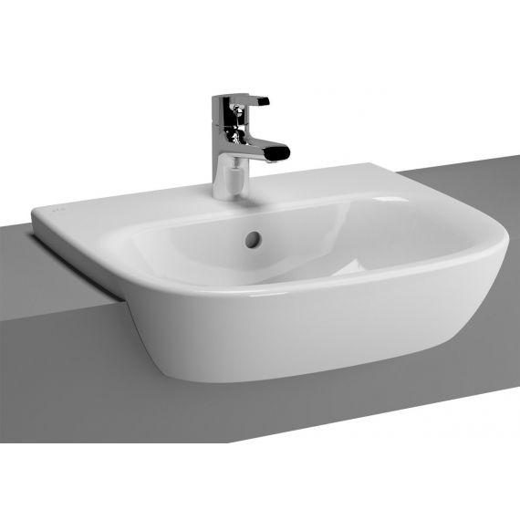 Zentrum 50cm Semi Countertop Basin